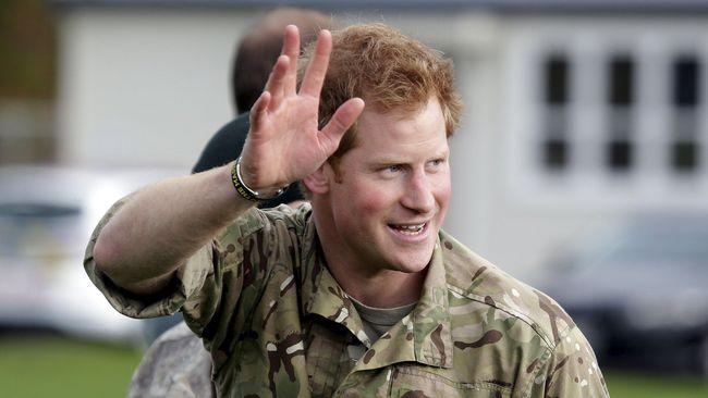 Pangeran Harry Kunjungi Afrika Tanpa Meghan Markle