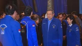 SBY Susun Kepengurusan Partai Demokrat Malam Ini