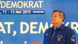 Langkah Mendekat SBY ke Megawati dan Jokowi