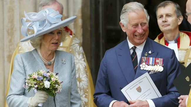Pangeran Charles akan Antarkan Meghan Markle ke Altar