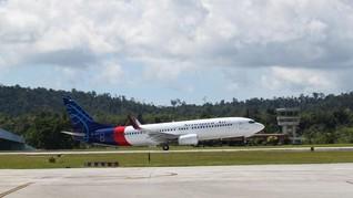 Sriwijaya Air Padang-Jakarta Batal Terbang, Penumpang Ricuh
