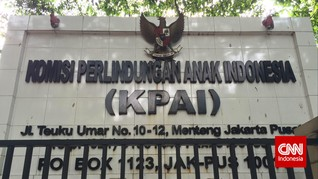 KPAI Sebut Maaf Tak Hentikan Proses Hukum Pengeroyok Audrey
