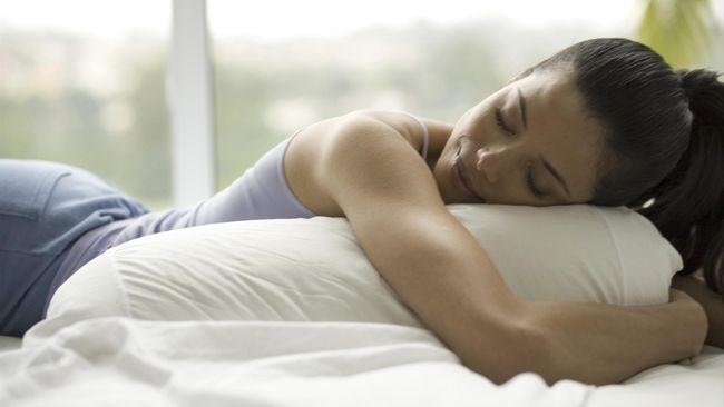 Tidur Siang Bantu Tubuh Perkuat Memori