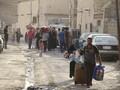 Militer Irak Minta Warga Ramadi Meninggalkan Kota