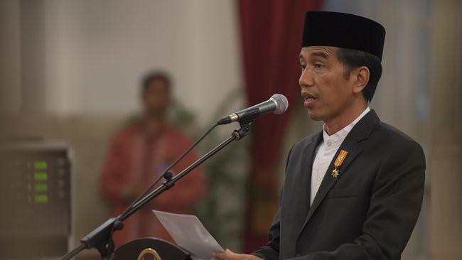 Jokowi Minta REI Dukung Program Sejuta Rumah