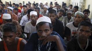 Perkara Status Hambat Pemenuhan Hak Pengungsi Rohingya di RI