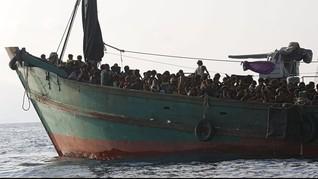TNI Luncurkan Operasi Pencarian Imigran di Tengah Laut