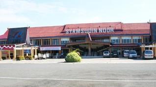 Jokowi Sebut Bandara Syamsudin Noor Bisa Tampung 7 Juta Orang