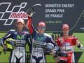 Jelang MotoGP Prancis: Lorenzo Tersukses, Rossi Kedua