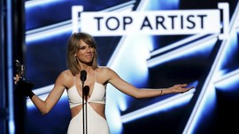 'Reputation' Taylor Swift Terjual 1,2 juta di Pekan Debut