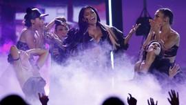 Dukung LGBT, Nicki Minaj Batalkan Konser di Arab Saudi