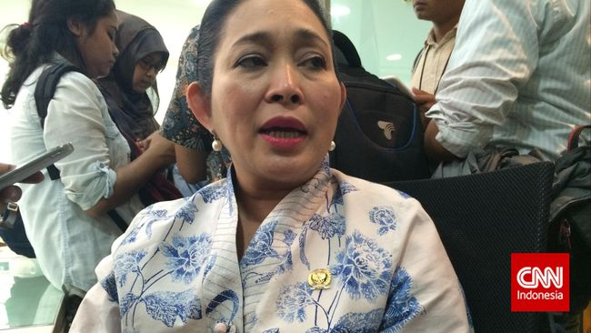 Golkar Tunjuk Titiek Jadi Pimpinan MPR karena Perempuan