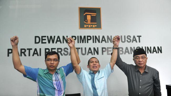 Bantah PAN, PPP Sebut Tak Dukung Penista Agama