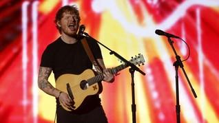 Ed Sheeran Sebut Ingin Buat Album dengan Penjualan Terendah