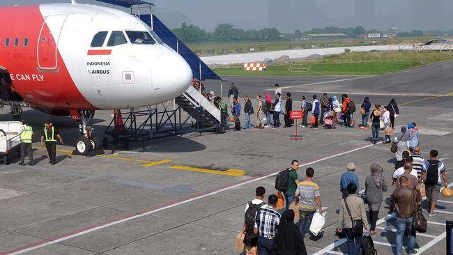 Sempat Ditutup , Airnav Kembali Buka Bandara Adisutjipto