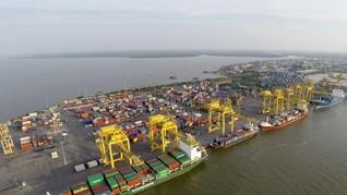 Pemerintah Tugaskan Pelindo I Bangun Pelabuhan Kuala Tanjung