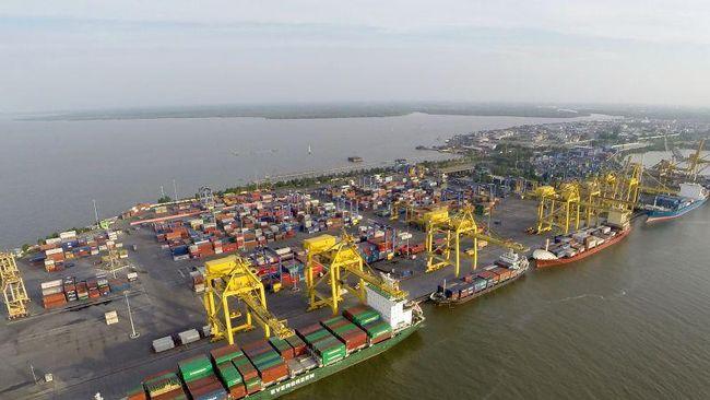Ekspor Lewat Kuala Tanjung Diklaim Lebih Murah dari Singapura