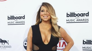 Mengintip Lemari Sepatu Super Mewah Mariah Carey