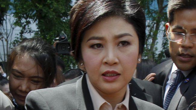 Kabur ke Luar Negeri, Yingluck eks PM Thailand Tetap Divonis
