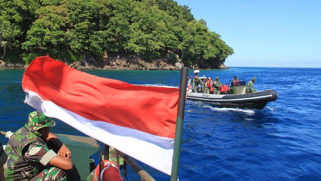 Dibayangi Jet Malaysia, Ambalat Dicemaskan TNI Lepas dari RI