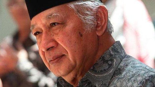 Eks Menkeu Puji Soeharto sebagai 'Penyelamat' Indonesia