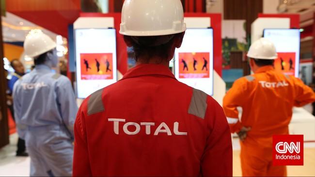 Pameran Indonesian Petroleum Association juga diikuti oleh perusahaan asal Perancis, Total yang dalam waktu dekat akan habis masa kontraknya untuk pengelolaan Mahakam.