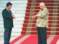 Malam Jelang Kejatuhan Soeharto, Pegawai Istana Terkurung