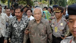 Ketika Soeharto 'Alergi' dengan Islam dan 'Insya Allah'