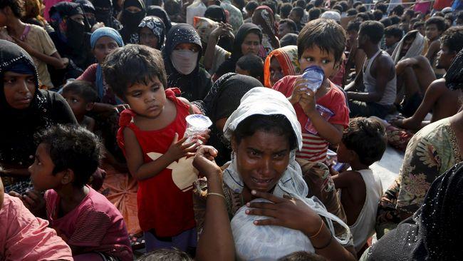 Air Mata dan Darah Rohingya Tertumpah Sepanjang 2018
