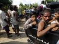 Belasan Rohingya Ditemukan Telantar di Hutan Thailand