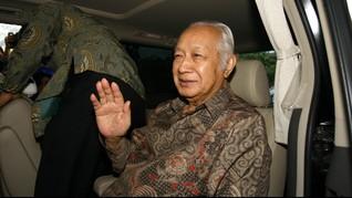 Ahok dan Anies Petik Pelajaran dari Soeharto