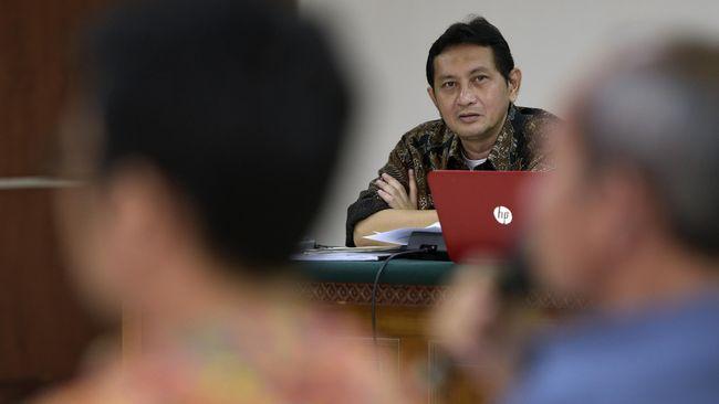 Permintaan Rawat Inap Udar Ditolak Hakim Ketua