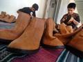 Kemenperin Kenalkan 3 Merek Sepatu Nasional Tahun Depan