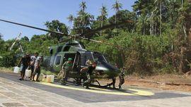 TNI: Helikopter Menteri Malaysia Masuk Perbatasan RI