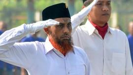 Cerita Eks Teroris Kibarkan Merah Putih saat HUT ke-72 RI