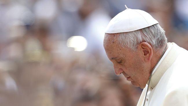 Paus Serukan Gereja di Eropa Tampung Keluarga Imigran