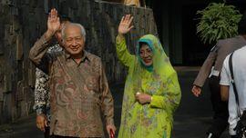 Akbar Tandjung: Aspirasi Soeharto Mundur Juga Dibawa Golkar