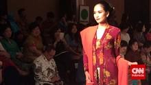 Melestarikan Kebaya sebagai Busana Nasional Indonesia