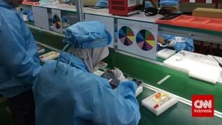 Oppo, Realme, Huawei Tak Tutup Pabrik di RI Kala Wabah Corona