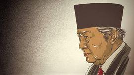 Tumbangnya Soeharto, Sang Jenderal Besar