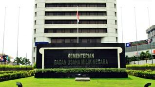 Empat Ganjalan Jokowi Bawa BUMN <i>Go International</i>