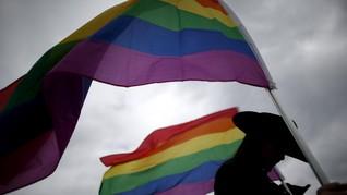 Parlemen Taiwan Loloskan Aturan Pernikahan Sesama Jenis