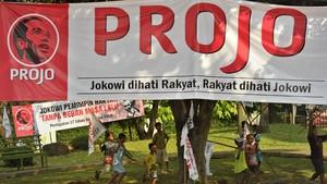 Pendukung Jokowi Tuding Ada Agenda Oknum Bermain di KPK
