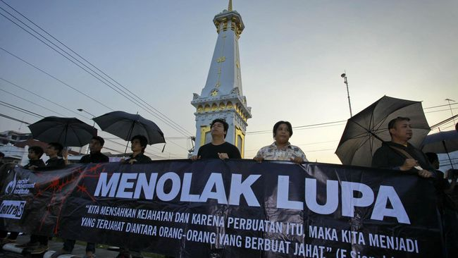 KontraS: Setahun Memimpin, Jokowi Tak Paham Isu HAM