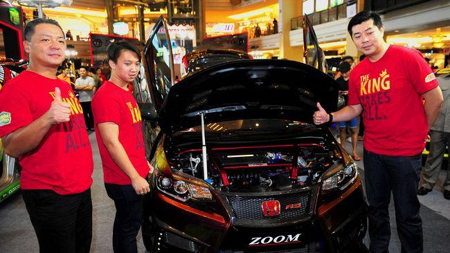 Jika PPnBM Mobil Sedan Turun, Honda Tak Pasang Target Tinggi