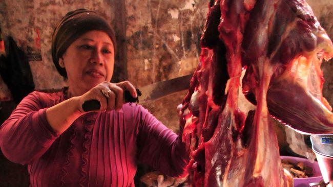 Daging Sapi Masih Mahal, Jokowi Ajak Lebaran Makan Ikan