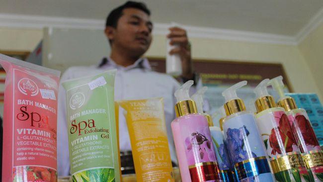 Waspada Kandungan Berbahaya Produk Skincare