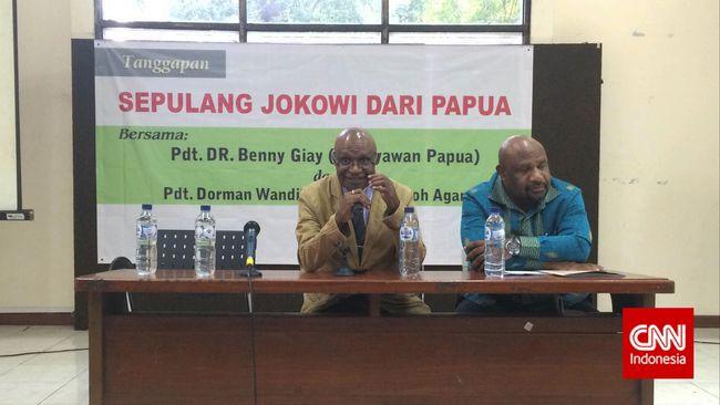 Tokoh Papua Menilai Pembangunan hanya Untungkan Pendatang