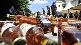 Polisi Usut Kasus Murid Tenggak Miras Saat di Kelas