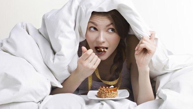Berolahraga Setelah Bekerja Turunkan Nafsu Makan